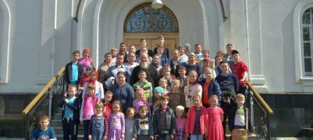 Поездка на Пантелеимоновский приход г. Жуковский