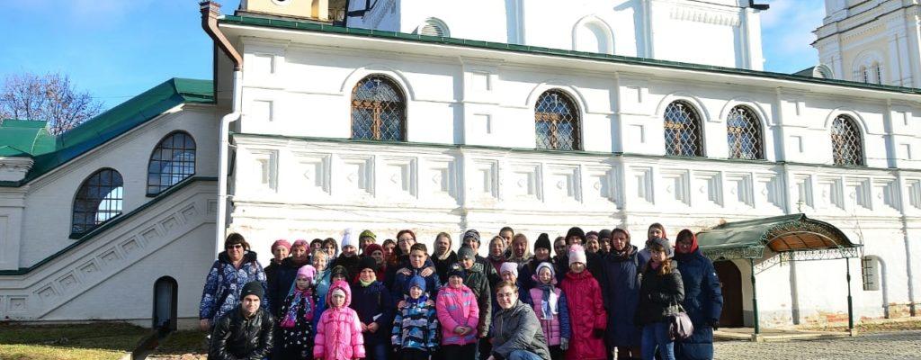 Паломничество в Киржачский монастырь